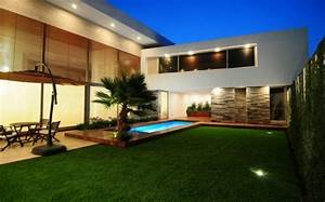 Comfortable Minimalist Garden Design Ideas for House