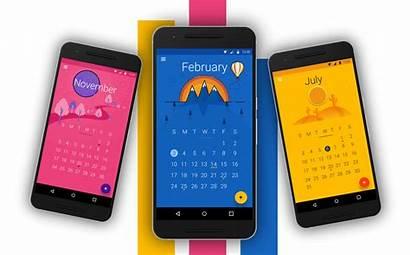 Calendar Ui Material App Source Onaircode
