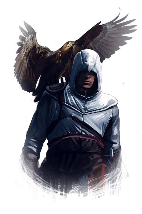 Assassins Creed Altaïr Ibn Laahad Ezio Auditore Assassin