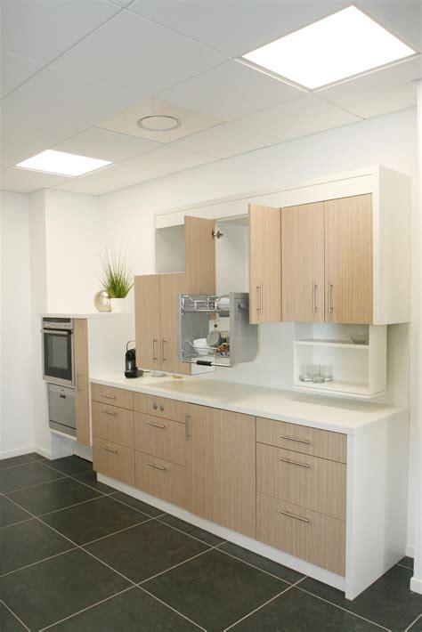 meubles de cuisine haut hauteur meuble haut cuisine rapport plan travail