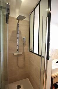petite salle de bains zen et moderne de 6m2 decoration With petite salle de bain moderne