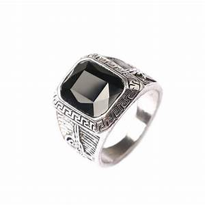 wedding rings black onyx wedding rings for men black With black onyx mens wedding ring