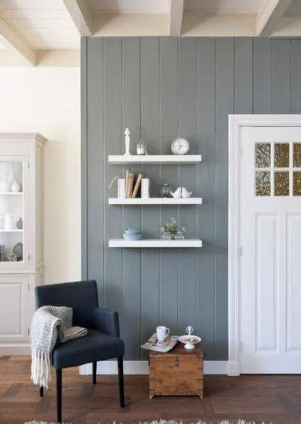 kitchen wood color grey walls  ideas paneling