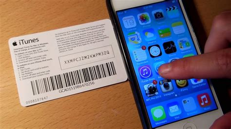 ios  itunes gift card scanner youtube