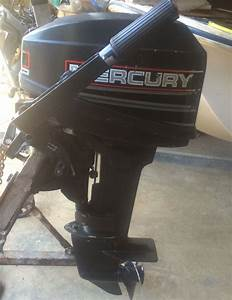 Used Mercury 8 Hp Outboard Motor For Sale Mercury Outboards
