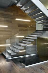 Escalier Moderne Pas Cher : escalier sur mesure design inox moselle 57000 metz ~ Premium-room.com Idées de Décoration