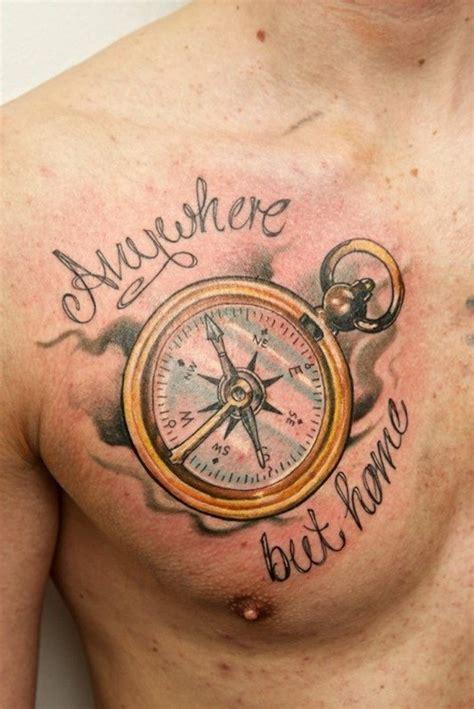 tatuajes de rosa de los vientos tendenziascom