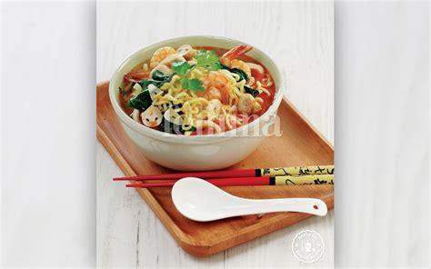 Demikian resep tomyam seafood yang bisa kami sajikan. Resep Seafood Ramen Kuah Tom Yam   Resep seafood, Makanan laut, Resep