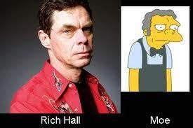 "Remember Rich Hall from Saturday Night Live and ""Not ..."