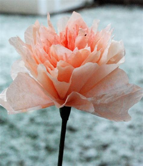 They work in the same way as a disposable filter. Homemade Serenity: Why Don't You Make Coffee Filter Flowers