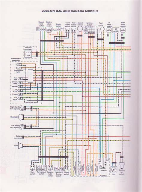 Wiring Schematic For Suzuki Intruder by Suzuki Boulevard C50t Schemat Instalacji Elektrycznej