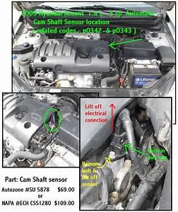 P0016 Camshaft  Crankshaft  - Hyundai Forum