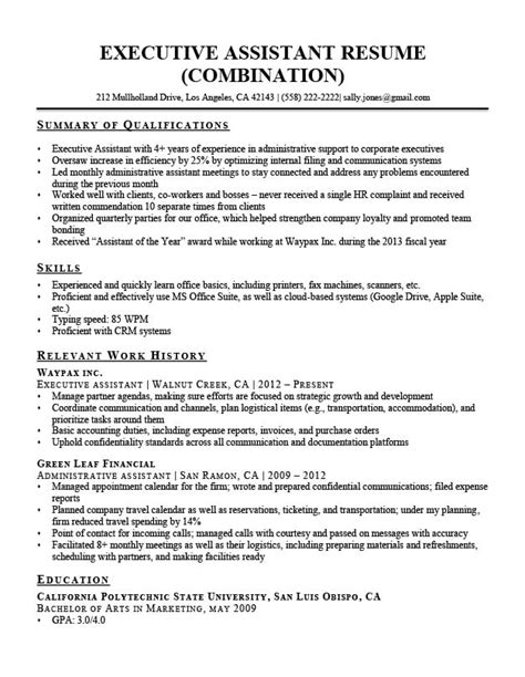 Qualifications For A Resume by How To Write A Summary Of Qualifications Resume Companion