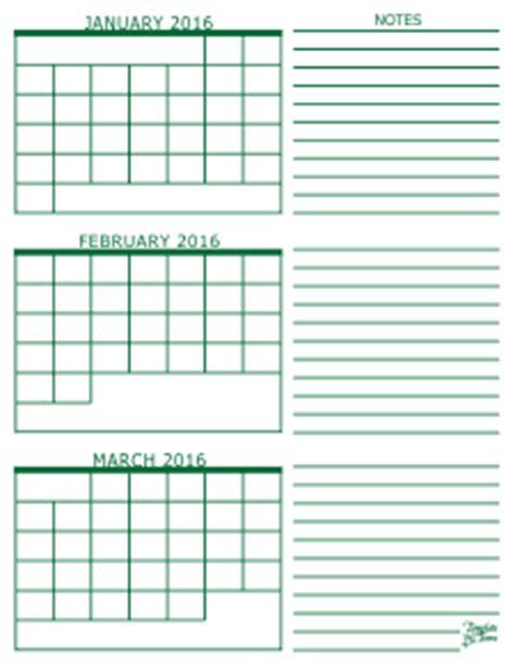 calendars print calendars