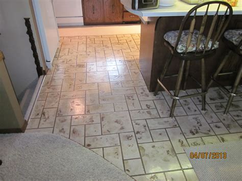 Kitchen Floor Epoxy Coating in Syracuse   CNY Creative