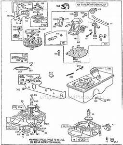 Wiring Diagram Database  Briggs And Stratton Recoil