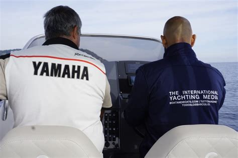 Test Capelli by On Test Capelli Tempest 38 And Yamaha 350hp Outboard