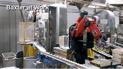 Robot Robotics Robots Industrial Revolution Machines Rethink