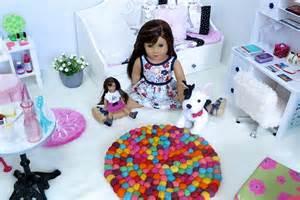 Grace American Girl Doll Bedroom