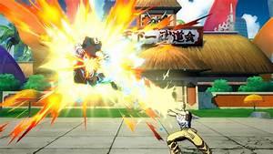 dragon, ball, fighterz, master, roshi, hd, screenshots