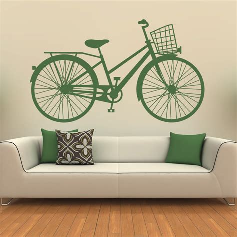 Bicycle Classic Basket Wall Art Sticker Wall Decals. Deer Murals. College Tour Banners. Auto Window Decals. 5 Circle Logo. Rising Sun Decals. Hop Love Lettering. French Cafe Murals. Cool Banners