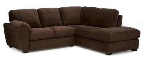 Palliser Lanza Casual Sectional Sofa With Lhf Corner