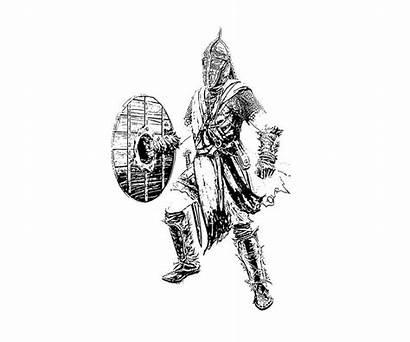 Skyrim Coloring Pages Elder Scrolls Windhelm Stormcloak