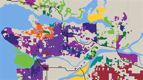 canada vancouver changing cities change mapped unprecedented years population demographic nations toronto