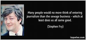 Many people wou... Stephen Fry America Quotes