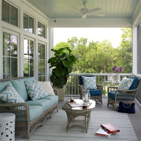 beautiful back porch 65 beachy porches and patios