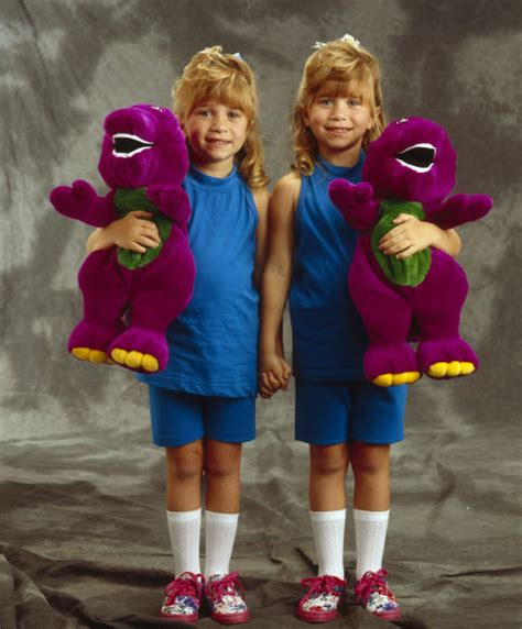 Marykate & Ashley Olsen A Photo For Every Year Of Their