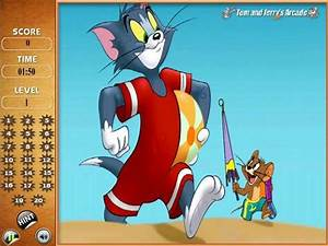 tom and jerry games - Play Free Games Online