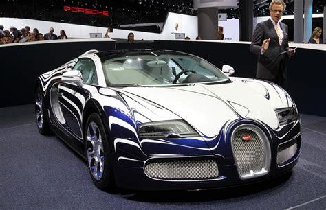 Gold And Diamond Bugatti Veyron