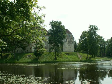 Ceļošana LV: Jaunpils pils