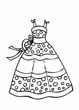 Coloring Pages Printable Clothing Popular sketch template