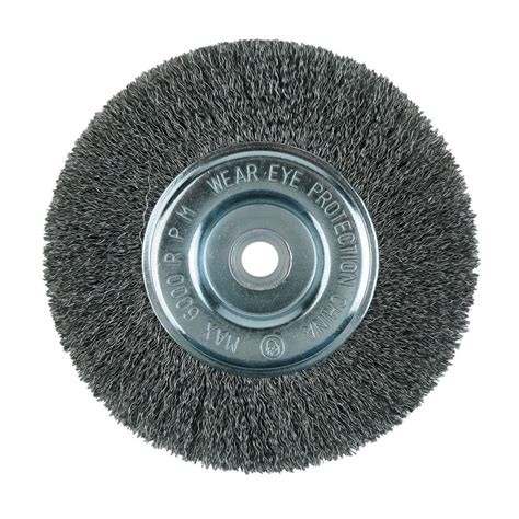 Lincoln Electric  In Crimped  Ee  Wire Ee    Ee  Wheel Ee   Brush Kh