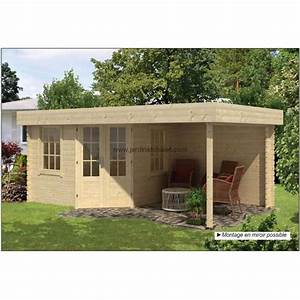 Abri De Jardin En Kit : abri jardin toit plat bureau de jardin en kit bois stig ~ Dailycaller-alerts.com Idées de Décoration