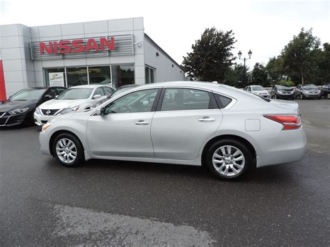 Used 2015 Nissan Altima In Sydney  Used Inventory