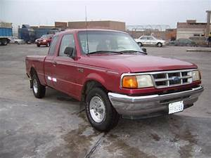 1994 Ford Ranger - Vin  1ftcr15x9rpa47207