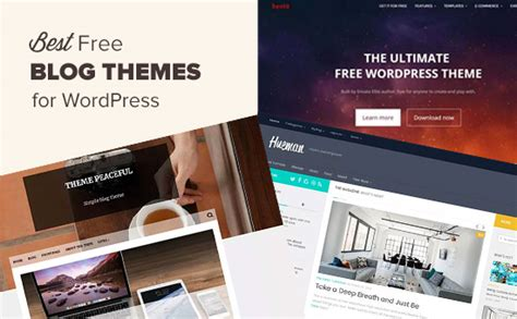 Best Themes For Blogs 53 Best Free Themes For 2018