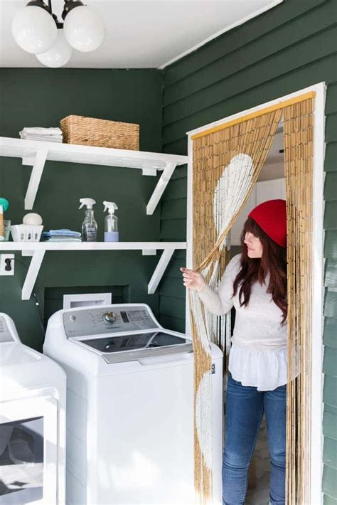 elsies bnb laundry room makeover  beautiful mess