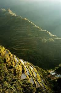 Rice Terraces Luzon Philippines