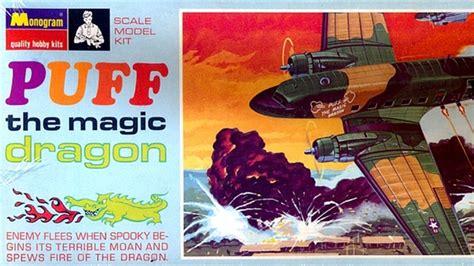 Puff The Magic Dragon C-47 (fs