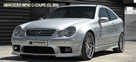 mercedes w203 coupe mercedes c class coupe w203 kit c230 280 c320 ebay