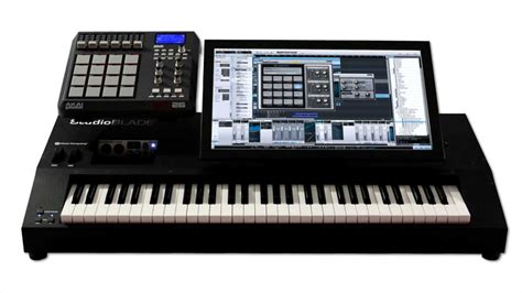 keyboard music workstation production better think computing gen3
