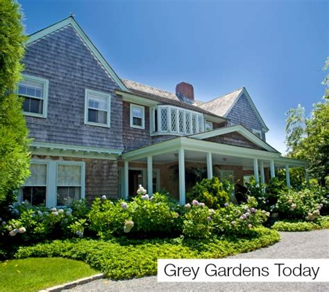 A Look Inside Grey Gardens In The Hamptons Today