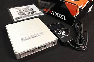 Apexi - Power Fc  U0026 New Version Hand Controller