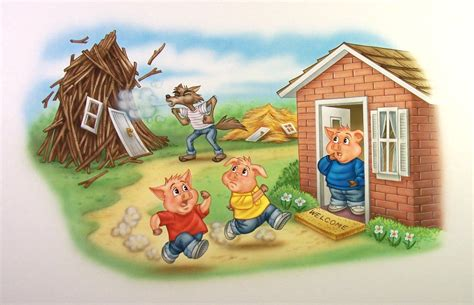 Image result for three pigs