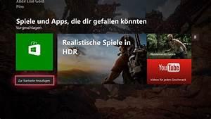 Xbox One X Spiele 4k : xbox one dashboard blu ray hdr bugfix erscheint in k rze ~ Kayakingforconservation.com Haus und Dekorationen