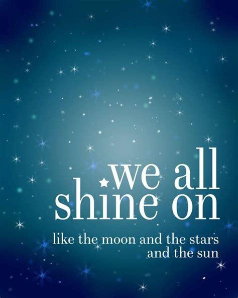 quotes   moon  stars quotesgram